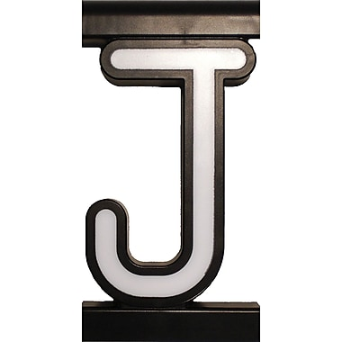Mystiglo Create-A-Sign - Letter J