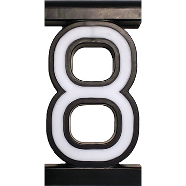 Mystiglo Create-A-Sign - Number 8