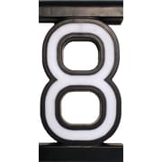 Mystiglo® Create-A-Sign - Number 8