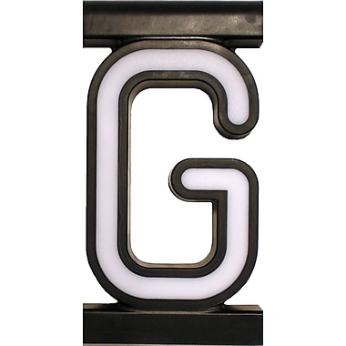 Mystiglo Create-A-Sign - Letter G
