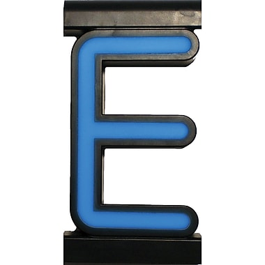 Mystiglo Create-A-Sign - Letter E