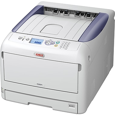 OKI® C831N Color Laser Printer