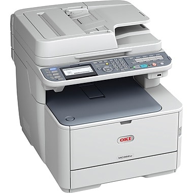 OKI MC362w Color Laser All-in-One Printer