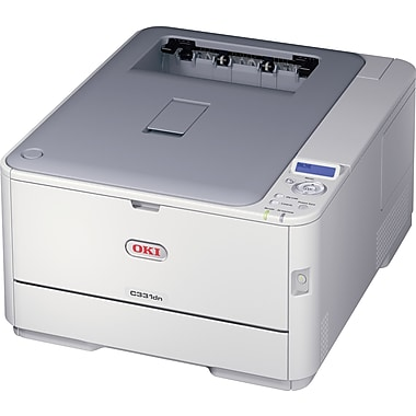 OKI® C331DN Color Laser Printer