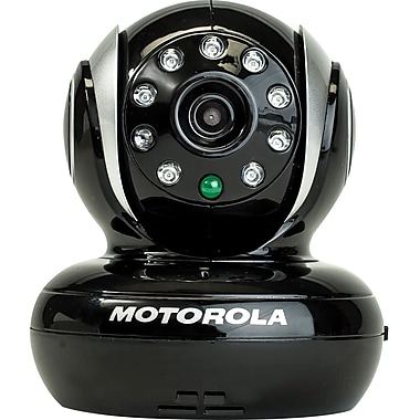 Motorola Blink 1 Wi-Fi Baby Video Monitor, Black