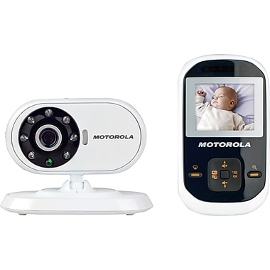 Motorola MBP18 Digital Wireless Baby Monitor