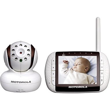 Motorola MBP36 Wireless Video Baby Monitor