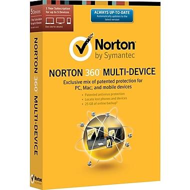 Norton 360 Multi Device 2014