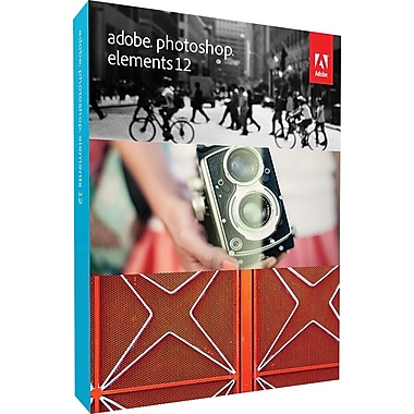 Adobe Photoshop Elements 12 [Boxed]