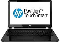 HP Pavilion 15' Touch Screen Laptop