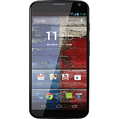 Verizon Wireless Moto X by Motorola, Black