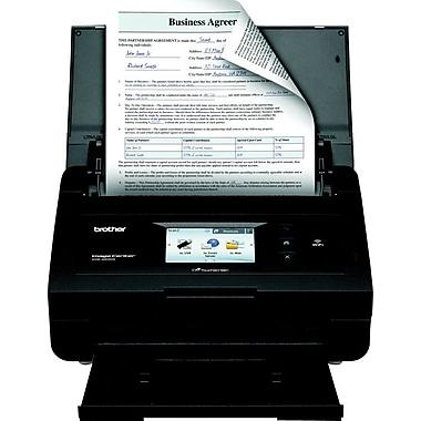 Brother ADS2500W ImageCenter™ Wireless High-Speed Desktop Colour Scanner