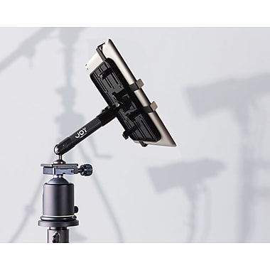 The Joy Factory Unite™ Universal Tablet Carbon Fiber Tripod & Mic Stand Mount
