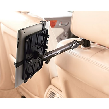 The Joy Factory Unite™ Universal Tablet Carbon Fiber Headrest Mount