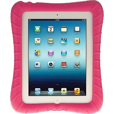 M-Edge SuperShell for iPad 4/3/2, Pink