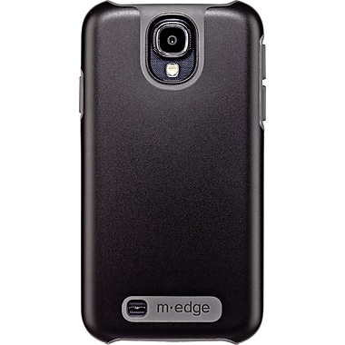 M-Edge Echo Case for Samsung Galaxy S4, Black/Grey