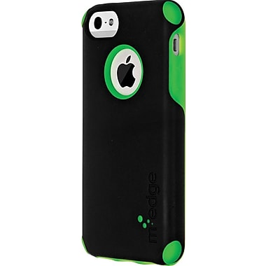 M-Edge Wingman for iPhone 5, Black/Lime