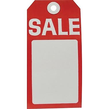 Étiquette « Sale », 5 1/4 x 2 3/8 (po)