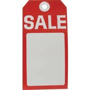 """""""Sale"""" Tag, 5-1/4"""" x 2-3/8"""""""