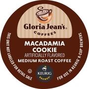 Keurig® K-Cup® Gloria Jean's® Macadamia Nut Cookie Coffee, Regular, 18 Pack