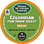 Keurig® K-Cup® Green Mountain® Colombian Fair Trade Coffee,