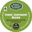 Keurig® K-Cup® Green Mountain® Three Continent Blend, Regular, 18 Pack