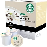 Keurig® K-Cup® Starbucks® Vanilla Coffee, Regular, 16 Pack
