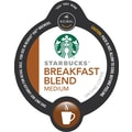 Keurig® Vue® Pack Starbucks® Breakfast Blend Coffee, Regular, 16/Pack