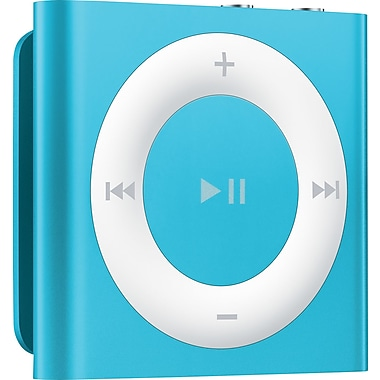 Apple iPod shuffle 2GB 4th Generation, Blue