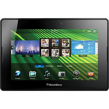 Blackberry PlayBook 32GB 7in. Multi-Touch Tablet PC, Black
