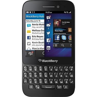 Blackberry Q5 Unlocked GSM OS 10 Cell Phone, Black