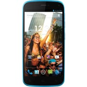BLU Life Play L100a Unlocked GSM Dual-SIM Android Cell Phone, Blue
