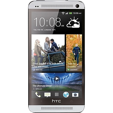 HTC One 32GB Unlocked GSM Android Cell Phone w/ Beats Audio, Silver
