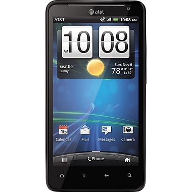 HTC Vivid 4G X710a Unlocked GSM Android Cell Phone, Black