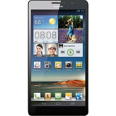 HUAWEI Ascend Mate MT1-U06 Unlocked GSM Android Cell Phone, Black
