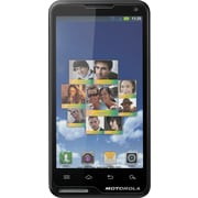 Motorola Motoluxe XT615 Unlocked GSM Android Cell Phone, Black