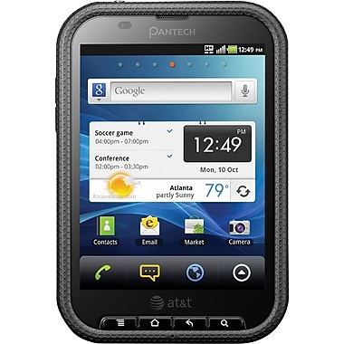 Pantech Pocket P9060 Unlocked GSM Android Cell Phone, Gray