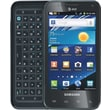 Samsung Captivate Glide I927 Unlocked GSM Android Cell Phone, Black