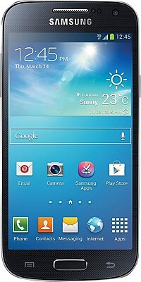Samsung Galaxy S4 Mini I9195 8GB 4G LTE Unlocked GSM Android Phone - Black