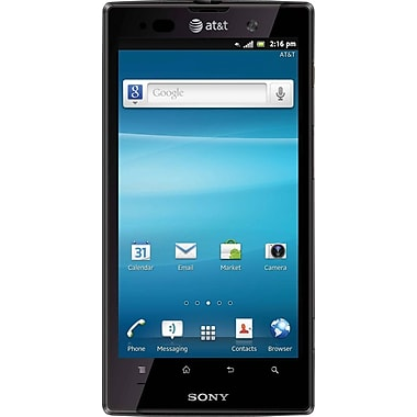 Sony Xperia Ion LT28a GSM Unlocked Android Cell Phone, Black
