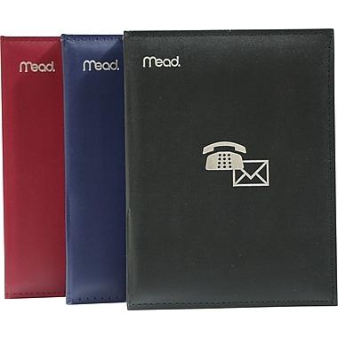 Mead® Loose - Leaf Telephone/Address Book, 6 - 7/8