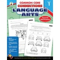 Carson-Dellosa™ Common Core Connections Language Arts Workbook, Grade 1