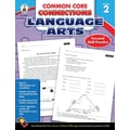 Carson-Dellosa™ Common Core Connections Language Arts Workbook, Grade 2