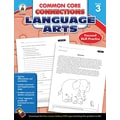 Carson-Dellosa™ Common Core Connections Language Arts Workbook, Grade 3