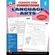 Carson-Dellosa™ Common Core Connections Language Arts Workbook, Grade 5