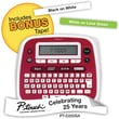 Brother P-touch PT-D200SA 25th Anniversary Label Maker with Bonus Tape