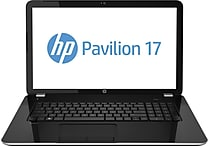 Refurbished Hp 17-e040/146us 17.3'' Laptop, 6GB Memory, 750GB Hard Drive, Intel Core i3 Processor, Windows 8