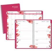 2014/2015 AT-A-GLANCE® Academic Berry Blossom Weekly/Monthly Planner, 4 7/8 x 8