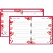 2014/2015 AT-A-GLANCE® Academic Berry Blossom Weekly/Monthly Planner, 8 1/2 x 11