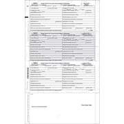 TOPS 2014 1042S Tax Form, 1 Part, Cut Sheet, White, 8 1/2 x 14, 500 Sheets/Pack